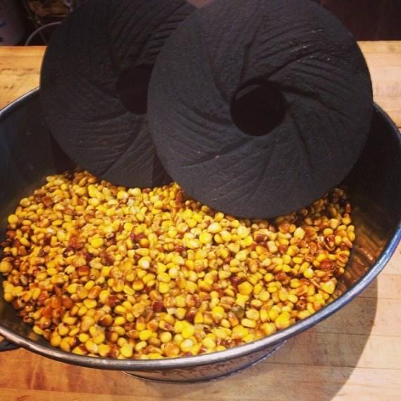 Corn&Grinders
