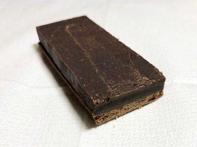 クッキー崩壊チョコが現れた