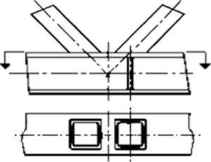Kratownice C -RHS