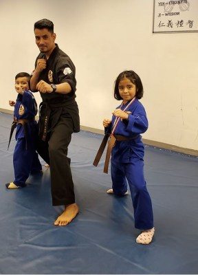 HapKiDo Karate Classes Duluth Ga
