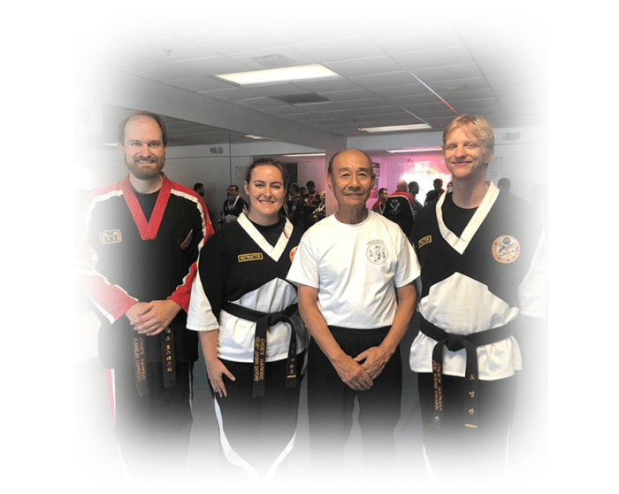 HapKiDo Pictures of Students