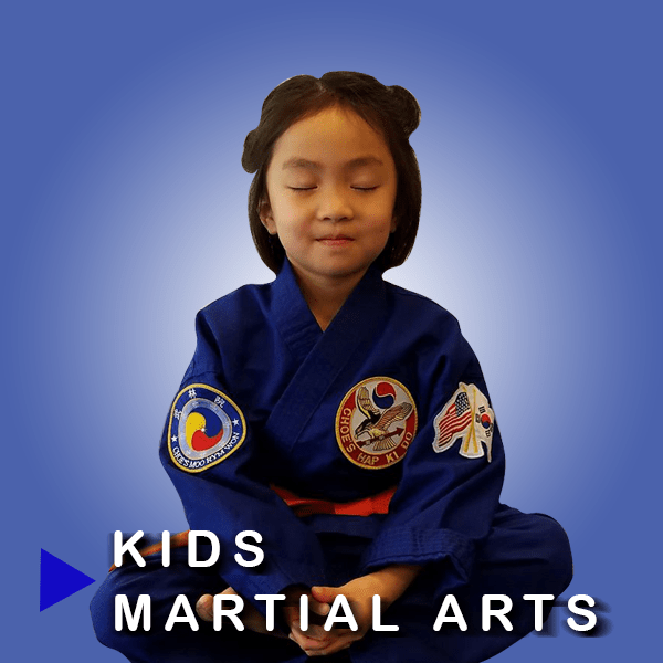 Kids Martial Arts Classes at Choe's HapKiDo