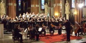 Concert choeur tolosa Eglise Saint-Sylve