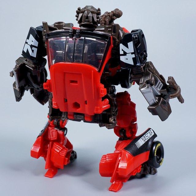 スタジオシリーズ レッドフット ロボットモード