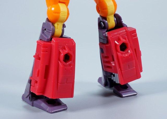 SS-8604 ホットロッド ロボットモード