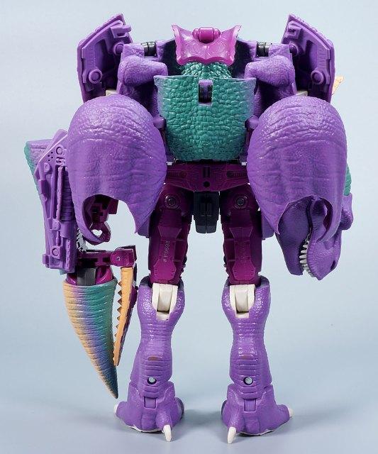 キングダム メガトロン(ビースト) ロボットモード