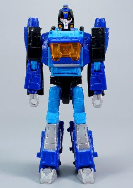 シャッタードグラスコレクション ブラー ロボットモード