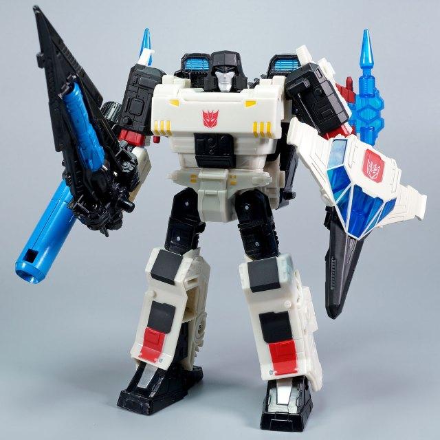 シャッタードグラスコレクション メガトロン ロボットモード