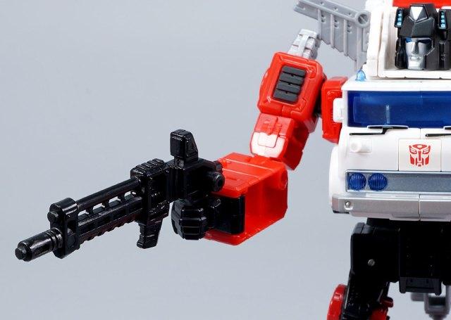 ジェネレーションズセレクト アートファイヤー ロボットモード