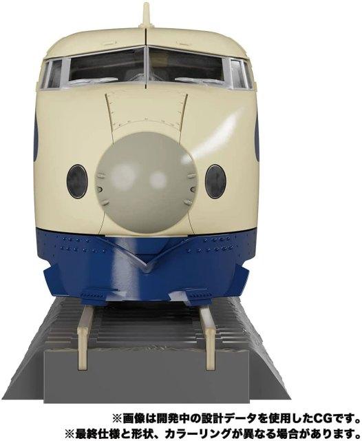 MPG-01 トレインボットショウキ