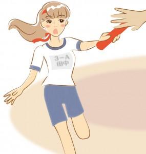体育祭のヘアアレンジ!簡単可愛い髪型は?【ロングヘア編】