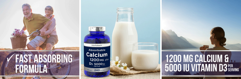 흡수 잘되는 칼슘, 비타민D3