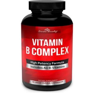미국 직구 비타민 B 콤플렉스