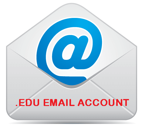 edu email account