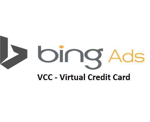 Bing VCC