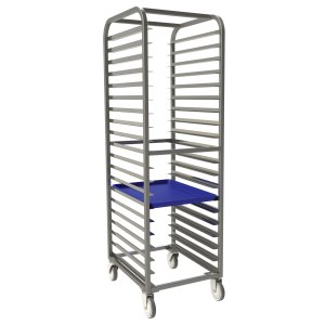 Front Load Full Size Pan Rack