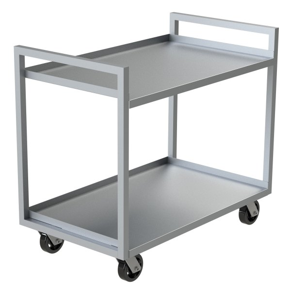 2 Shelf Heavy Duty Utility Cart