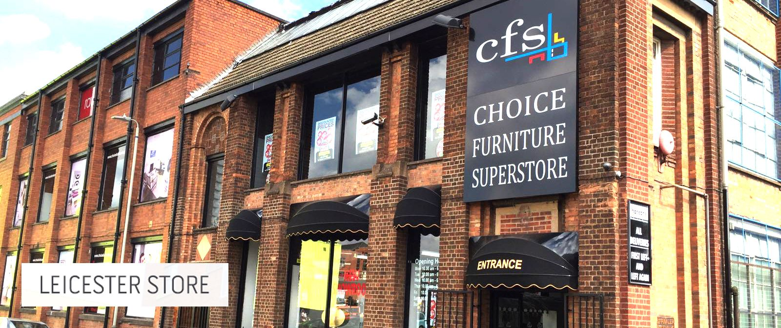 Choice Furniture Store Leicester Retailers Of Beds