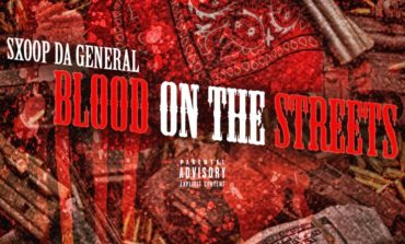 sxoop the General  - 'blood on the streets'