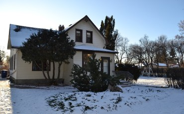 Beautiful Character Home in Rosthern