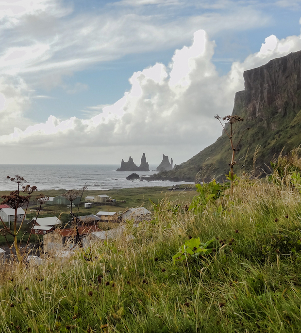 vik steilkueste island