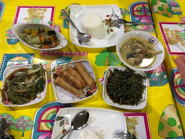 Food Philippinen