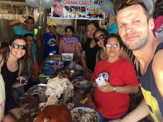 Gastfreundschaft auf den Philippinen