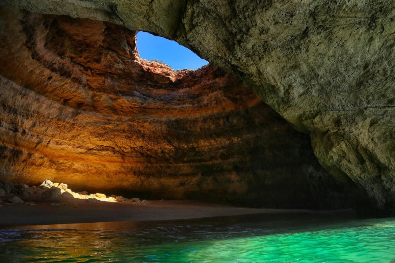 Benagil Algarve