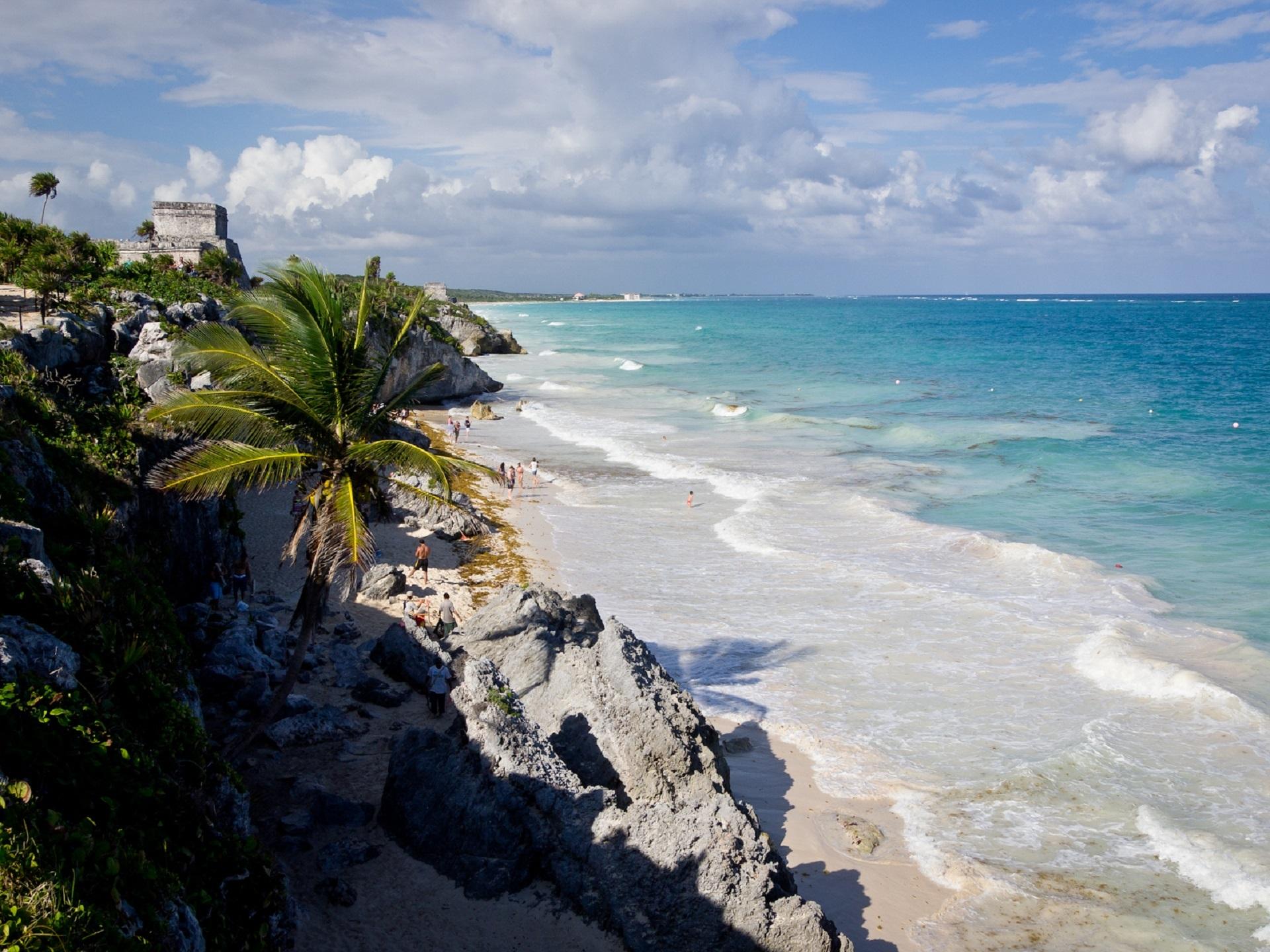 Auf den Spuren der Mayas in Tulum