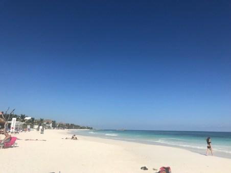 Tulum Strand