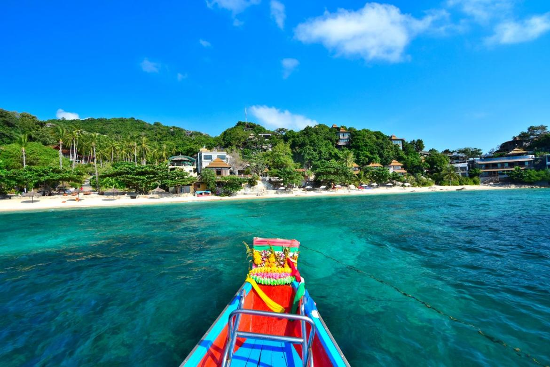 Sai Daeng Beach Koh Tao