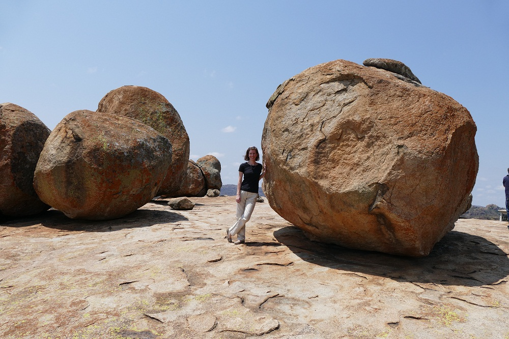Simbabwe Daniela Köster World's View