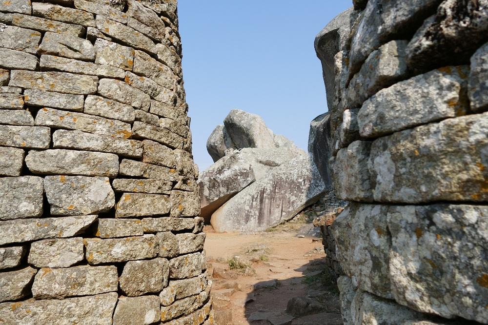 Simbabwe Great Zimbabwe Ruins