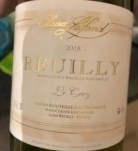 image reuilly vin lafond croz