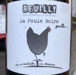 image reuilly vin poule noire