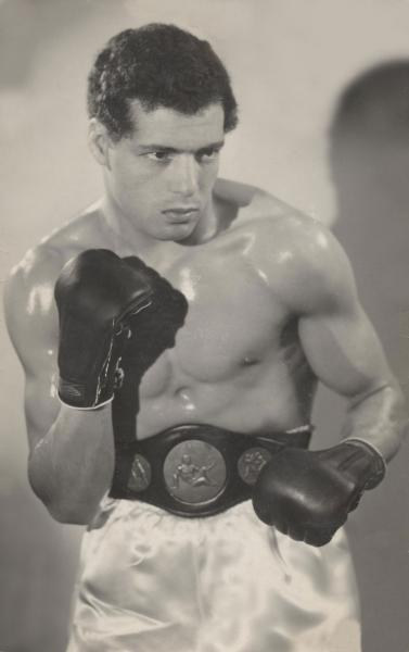 Rezgui Guizani, un grand champion qui a affronté les meilleurs européens et mondiaux de sa génération.