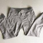 収納場所に困るパジャマを断捨離。ユニクロのスウェットを買いました!