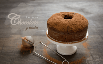 Pastel de Chocolate y Betabel
