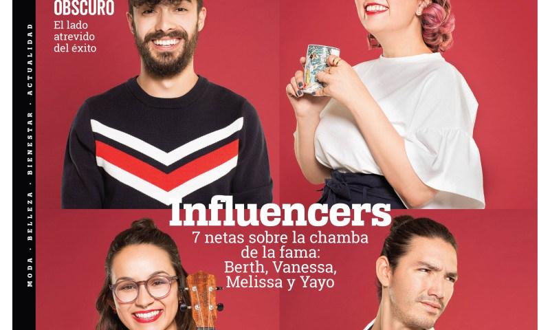 Vanessa hernandez portada revista fernanada mayo 2017