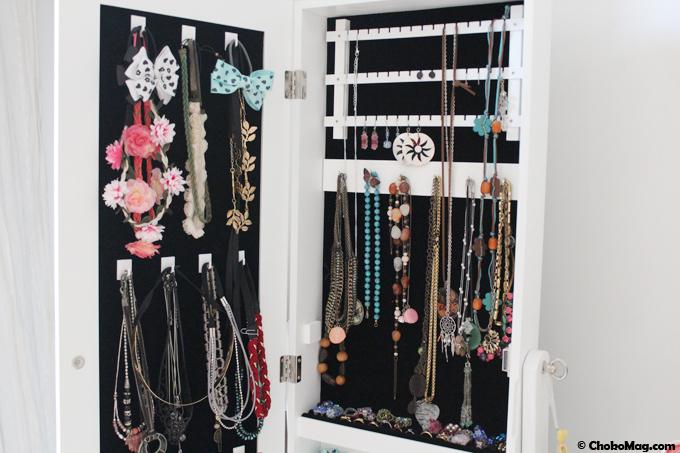 petite armoire a bijoux