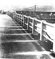 Pilastri di un ponte