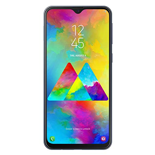 "Samsung Galaxy M20 Smartphone, FHD+ Infinity V Display 6.3"", 4GB R"