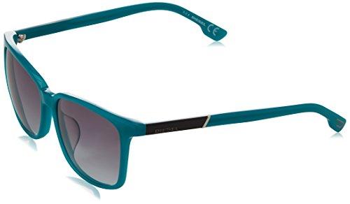 Diesel Wayfarer Eye Gafas de sol, Azul (Blue), 57.0 Unisex Adulto    Precio: 25.99€        visita t.me/chollismo