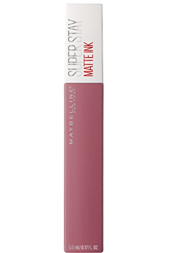 Maybelline New York Barra de Labios Mate Superstay Matte Ink, Tono 15 Lover    Precio: 6.9€        visita t.me/chollismo