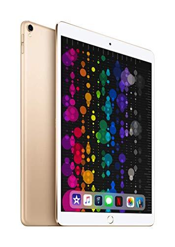 Apple iPad Pro (10,5pulgadas y 512GB con Wi-Fi) – Oro   💸 Precio: 599.4€    🛒    Visto en t.me/chollismo