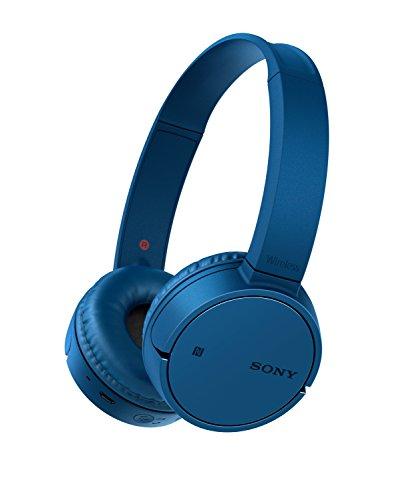 Sony WHCH500L.CE7 – Auriculares inalámbricos de Diadema, diafragma DE 30 mm, Manos Libres    Precio: 32.63€        visita t.me/chollismo