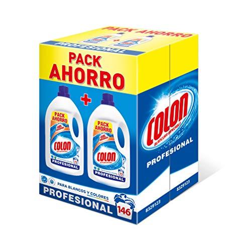 Colon Detergente para la ropa Liquido Azul formato Profesional – 146 Lavados    Precio: 18.33€        visita t.me/chollismo