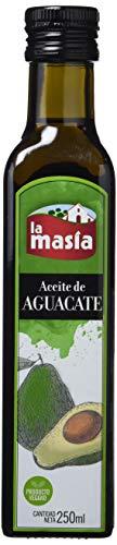 La Masia, Aceite de aguacate – 4 de 250 ml. (Total 1000 ml.)    Precio: 8€        visita t.me/chollismo