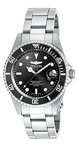 Invicta 8932OB Pro Diver Reloj Unisex acero inoxidable Cuarzo Esfera negro    Precio: 71.1€        visita t.me/chollismo