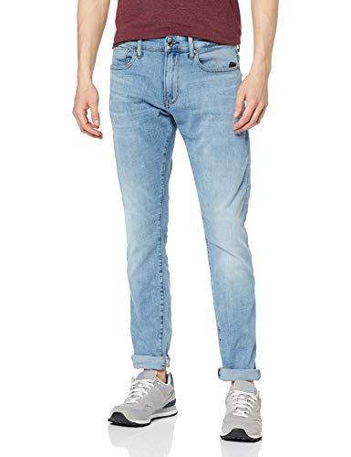 G-STAR RAW Revend Vaqueros skinny para Hombre para Hombre, Negro (lt indigo aged 8968-8436), W36/L34    Precio: 24.83€        visita t.me/chollismo